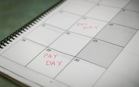 Students react to semi-monthly payroll