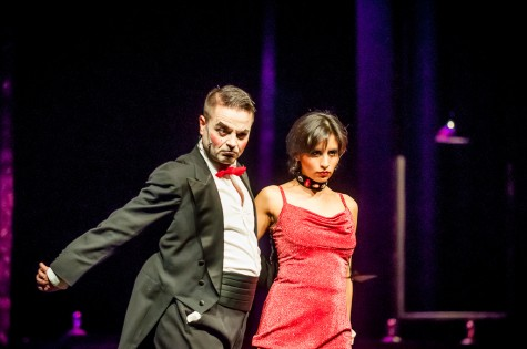 Cabaret wows audience