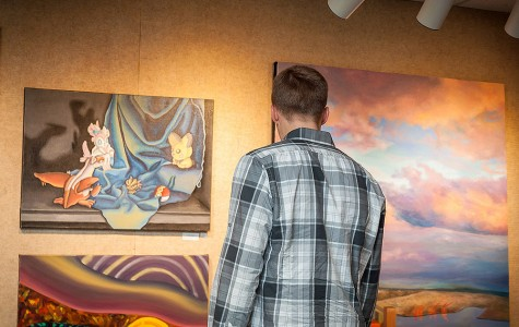 Annual Student Artist Reception