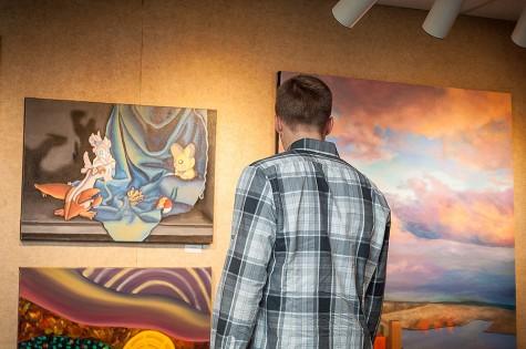 Annual Student Artist Reception