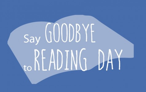 Reading Day is no more