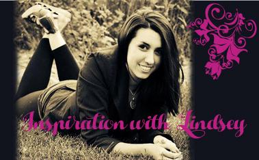 Inspiration with Lindsey: Taking life instant by instant