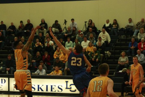 Muskies fall to Marian in overtime