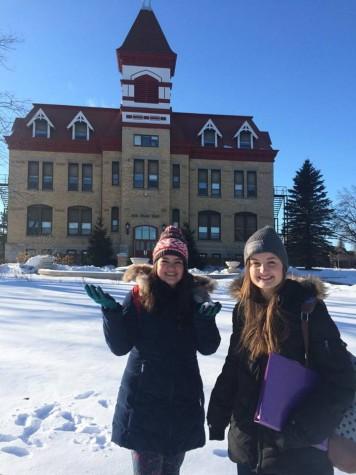 Experiencing America through Lakeland College