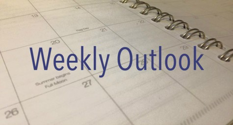 Weekly Outlook: April 26 – May 1