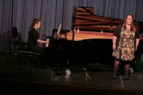 Lakeland musicians shine in Honors Recital