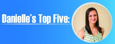 Danielle's Top 5: How to write a Top 5