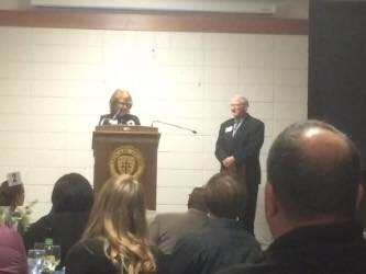 Alumni inducted into athletic hall of fame