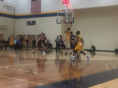 Men's basketball blows second game