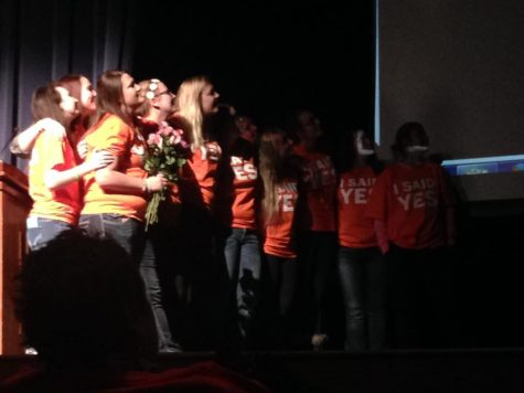 Video: Students celebrate Newberry, urged to Donate Life