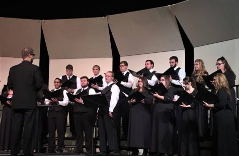 Lakeland's Concert Choir and University Band combine for double feature