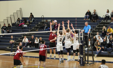 Men's volleyball faces Cardinal Stritch
