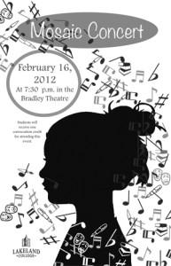 Third annual Mosaic concert at LC