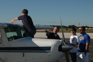 Aviation minor program finishes its first year