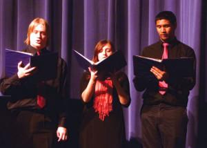 Winter Concert delights audience