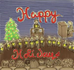 Christmas at Lakeland sparks holiday spirit