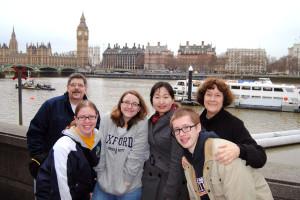Lakelanders go to England