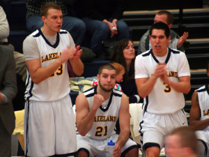 Muskie basketball star Schwarz closes season in triumph