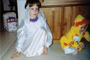Top 4 embarrassing types of childhood Halloween costumes