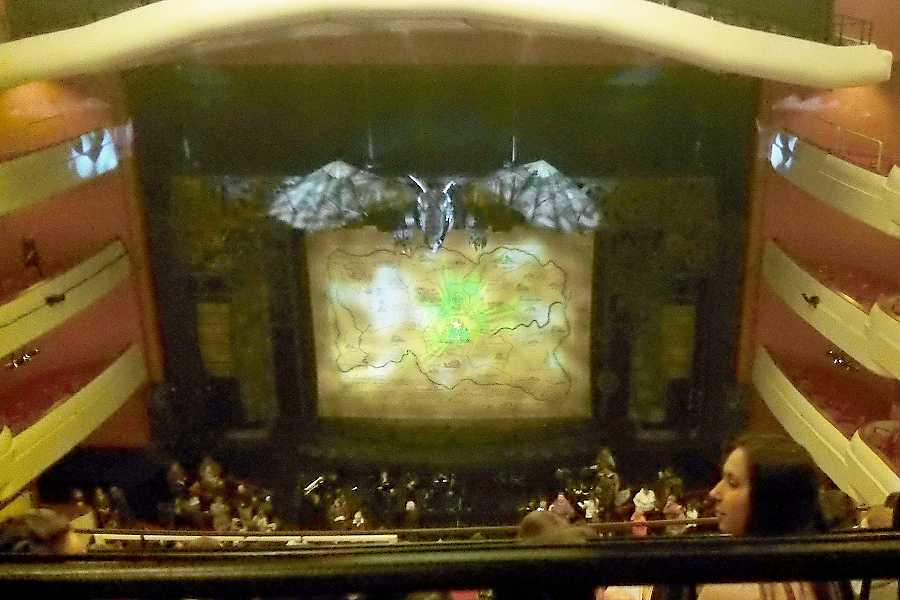Lakeland+students+eagerly+await+the+start+of+Wicked%3A+The+Untold+Story+of+the+Witches+of+Oz.