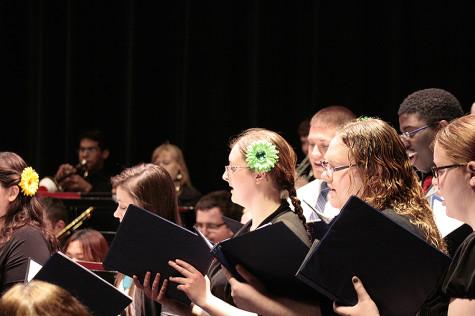 Small ensemble concert
