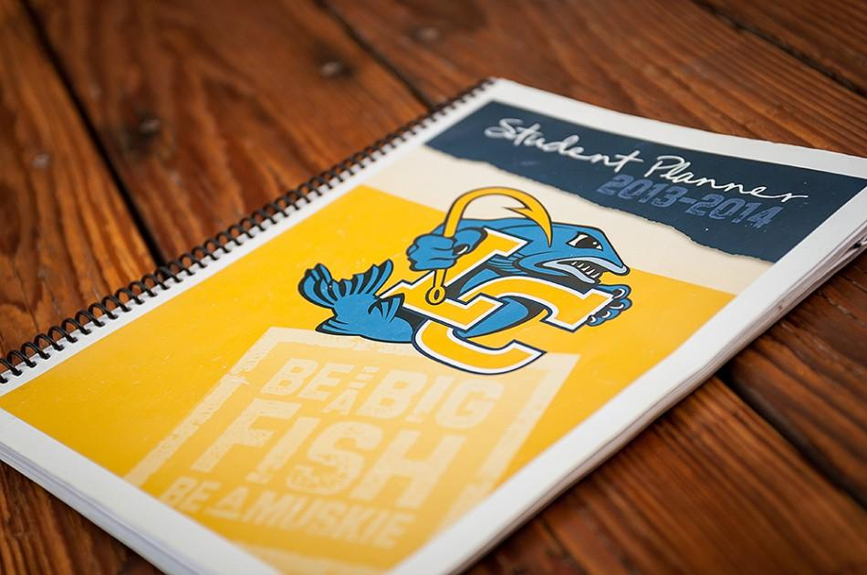 Student planners disappear