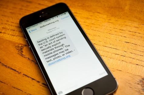 Miofsky studies reasons behind sexting