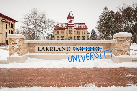 Board of Trustees approves name change to Lakeland University