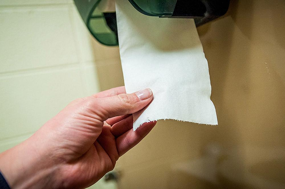 While toilet paper may seem like a small issue, according to www.scotsman.com,  we spend an average of 92 days of our lives in the bathroom.