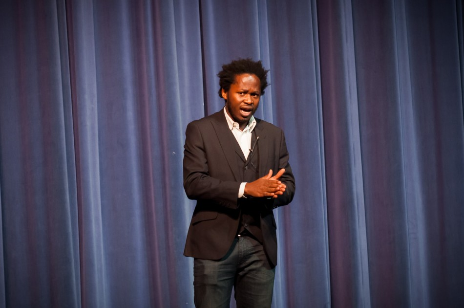 """Ishmael Beah, author of """"A Long Way Gone,"""" is the second author to travel to Lakeland for the Community Book Read."""