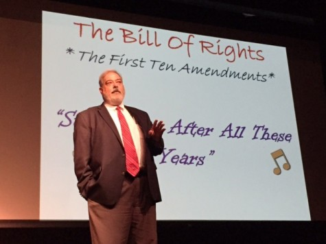 Sheboygan County District Attorney Joe DeCecco provides an overview of the Bill of Rights, how it came to be and its impact on modern society.