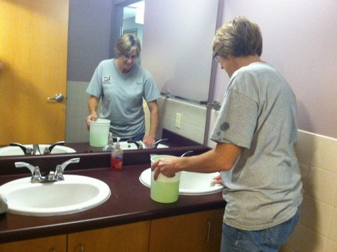 Lakeland custodial staff meets students' needs