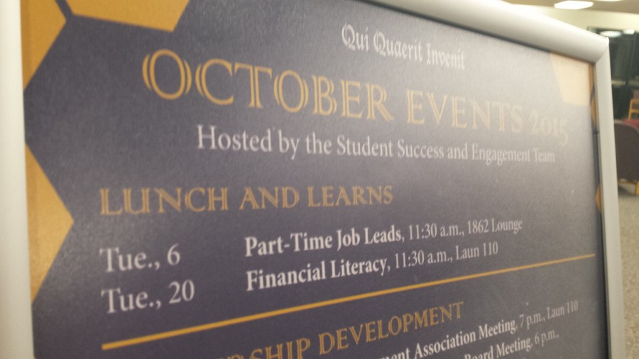 October's Lunch and Learns have passed, but there are many more yet to come.