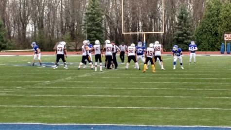 LC Football scores Cheese Bowl touchdown