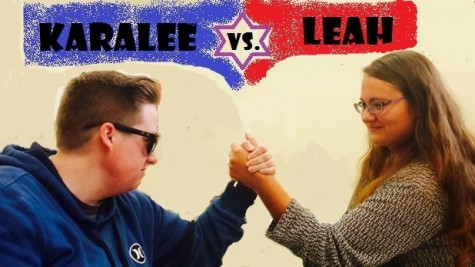 Karalee vs. Leah: Should the college limit activities to curb student behavior?