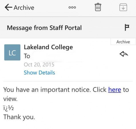 Beware! Phishing scam might be coming to your Lakeland inbox