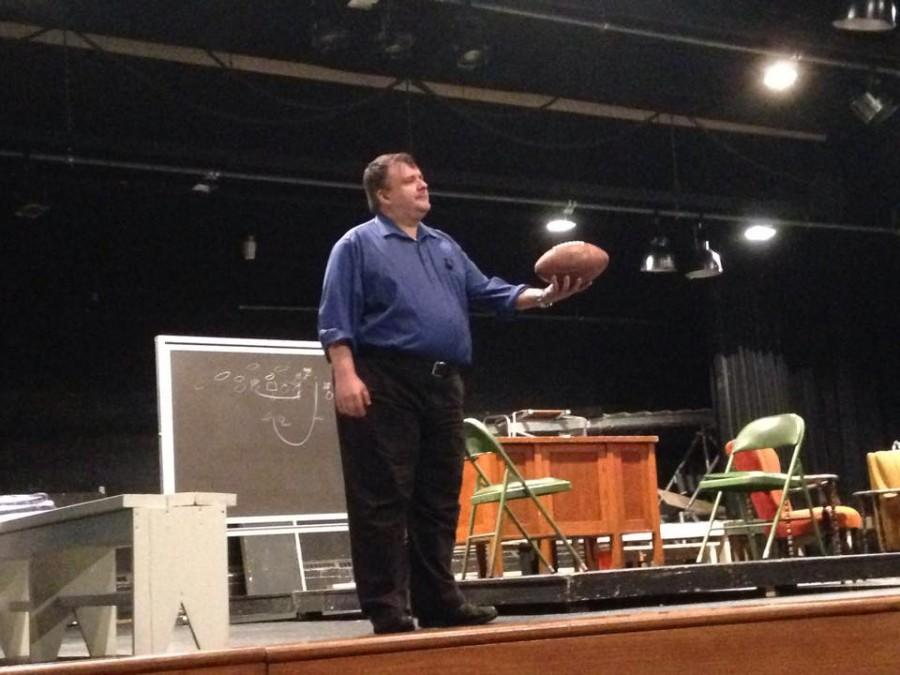 Fall play focuses on big personality with small cast