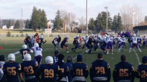Muskies advance to conference championship