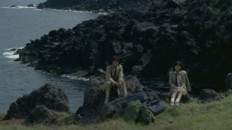 "A still from ""Battle Royale"" (2000)."