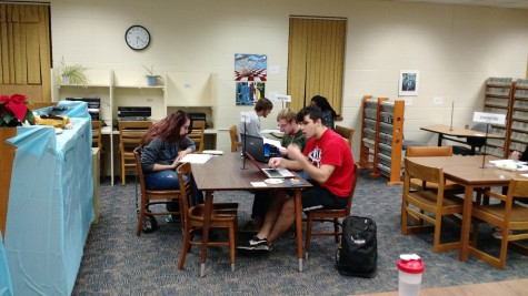Students prepare through Countdown to Finals
