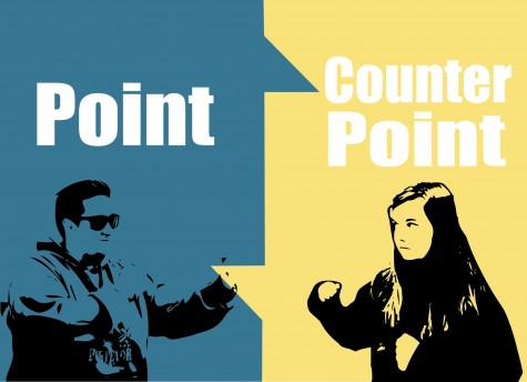 Point Counter-Point: Should the college plan student events?