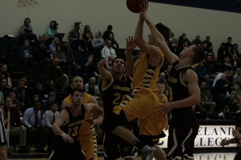 Muskies crush Concordia Chicago