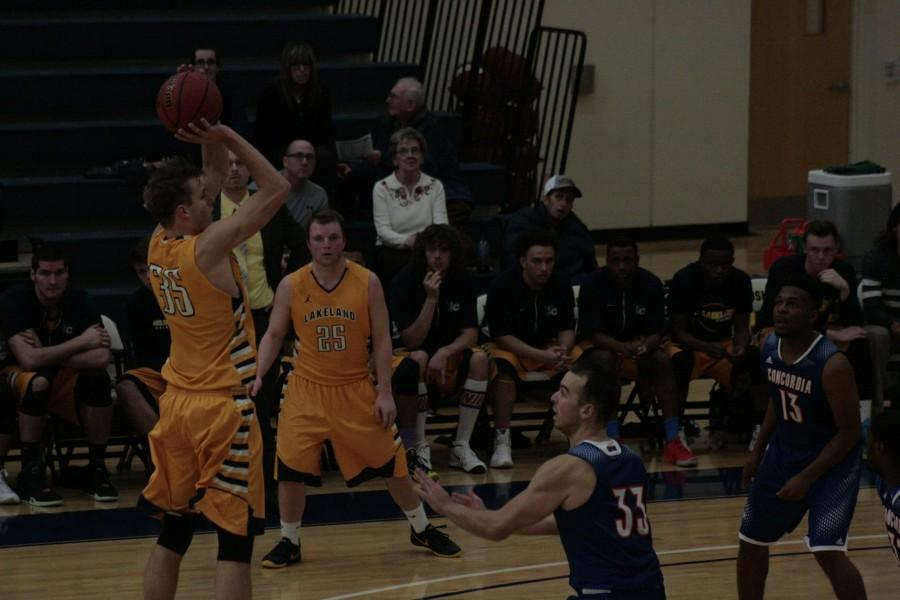 Muskies fall to Concordia Wis.