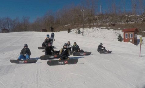 Sunburst Ski trip huge success