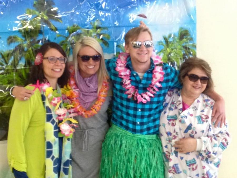 Relaxation Vacation treats students to luxury