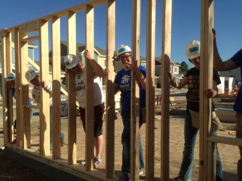 LC Habitat chapter builds for those in need