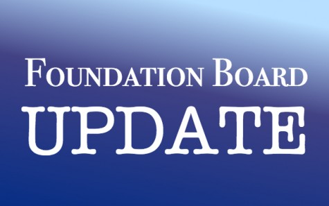 Update on Foundation Board