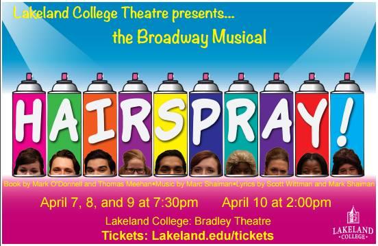 """""""Hairspray"""" a spectacular production"""