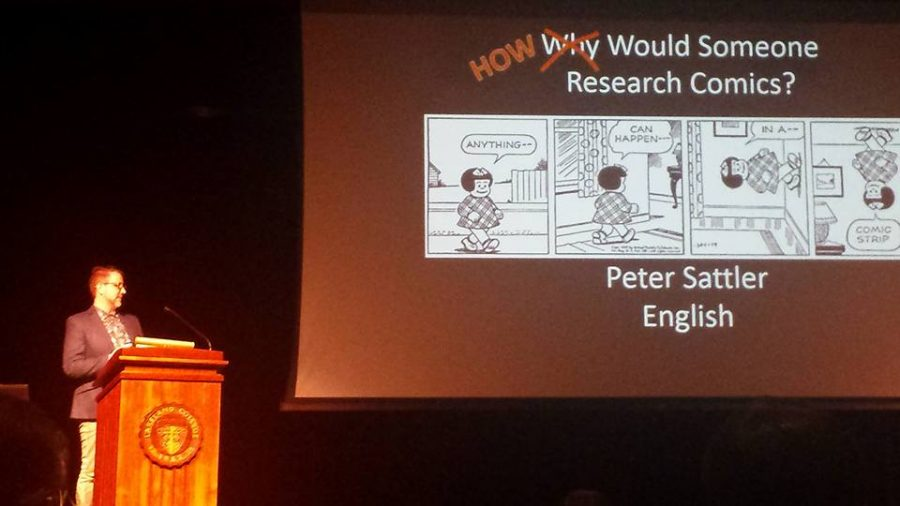 Lakeland's inaugural research day