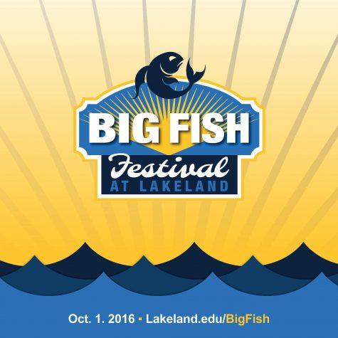 Homecoming and Big Fish Festival upon us